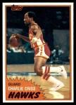 1981 Topps #67 E Charlie Criss  Front Thumbnail