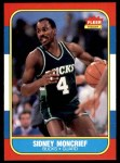 1986 Fleer #75  Sidney Moncrief  Front Thumbnail