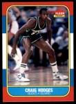 1986 Fleer #47  Craig Hodges  Front Thumbnail