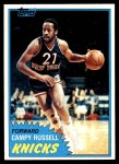 1981 Topps #84 E Campy Russell  Front Thumbnail