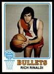 1973 Topps #149  Rich Rinaldi  Front Thumbnail