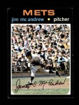 1971 Topps #428  Jim McAndrew  Front Thumbnail