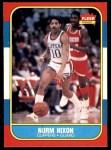1986 Fleer #80  Norm Nixon  Front Thumbnail