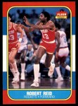 1986 Fleer #90  Robert Reid  Front Thumbnail