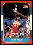 1986 Fleer #126  Kevin Willis  Front Thumbnail