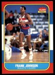 1986 Fleer #52  Frank Johnson  Front Thumbnail
