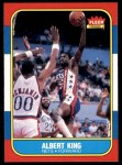 1986 Fleer #59  Albert King  Front Thumbnail