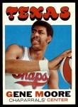 1971 Topps #231  Gene Moore  Front Thumbnail