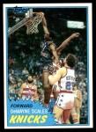 1981 Topps #85 E DeWayne Scales  Front Thumbnail