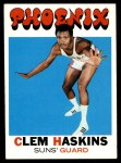 1971 Topps #96  Clem Haskins   Front Thumbnail