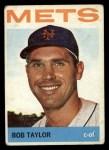 1964 Topps #381  Bob Taylor  Front Thumbnail