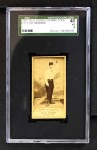 1887 N172 Old Judge  Ed Morris   Front Thumbnail
