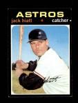 1971 Topps #371  Jack Hiatt  Front Thumbnail