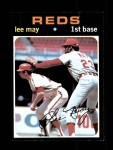 1971 Topps #40  Lee May  Front Thumbnail