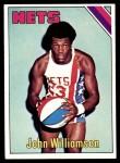 1975 Topps #251  John Williamson  Front Thumbnail
