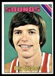 1975 Topps #301  Billy Shepherd  Front Thumbnail