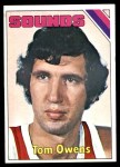 1975 Topps #239  Tom Owens  Front Thumbnail