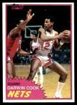 1981 Topps #77 E Darwin Cook  Front Thumbnail