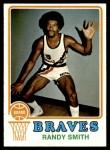 1973 Topps #173  Randy Smith  Front Thumbnail