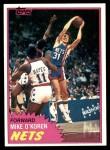 1981 Topps #81 E Mike O'Koren  Front Thumbnail