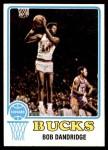 1973 Topps #33  Bob Dandridge  Front Thumbnail