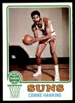 1973 Topps #43  Connie Hawkins  Front Thumbnail