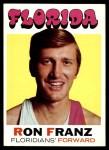1971 Topps #172  Ron Franz  Front Thumbnail