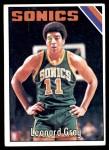 1975 Topps #78  Leonard Gray  Front Thumbnail