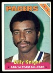 1975 Topps #228  Billy Knight  Front Thumbnail