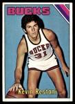 1975 Topps #161  Kevin Restani  Front Thumbnail