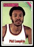1975 Topps #114  Phil Lumpkin  Front Thumbnail