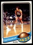 1979 Topps #32  Gail Goodrich  Front Thumbnail
