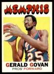 1971 Topps #176  Gerald Govan  Front Thumbnail