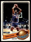 1979 Topps #28  Sam Lacey  Front Thumbnail
