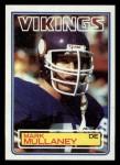 1983 Topps #104  Mark Mullaney  Front Thumbnail