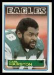 1983 Topps #140  Carl Hairston  Front Thumbnail
