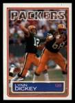1983 Topps #77  Lynn Dickey  Front Thumbnail