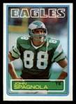 1983 Topps #149  John Spagnola  Front Thumbnail