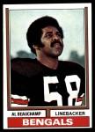 1974 Topps #88  Al Beauchamp  Front Thumbnail