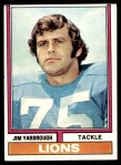 1974 Topps #24 ONE Jim Yarbrough  Front Thumbnail