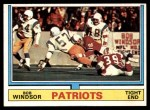 1974 Topps #49 ONE Bob Windsor  Front Thumbnail