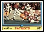 1974 Topps #49 ONE Bob Windsor  Front Thumbnail