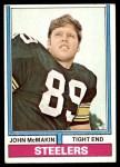 1974 Topps #67  John McMakin  Front Thumbnail