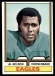 1974 Topps #73  Al Nelson  Front Thumbnail