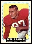 1964 Topps #91  Mel Branch  Front Thumbnail