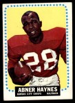 1964 Topps #98  Abner Haynes  Front Thumbnail