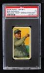 1909 T206 OUT Bob Rhoades  Front Thumbnail