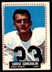 1964 Topps #47  Goose Gonsoulin  Front Thumbnail