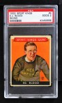 1933 Goudey Sport Kings #9  Ed Blood   Front Thumbnail