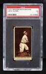 1912 T207  Jack Quinn    Front Thumbnail